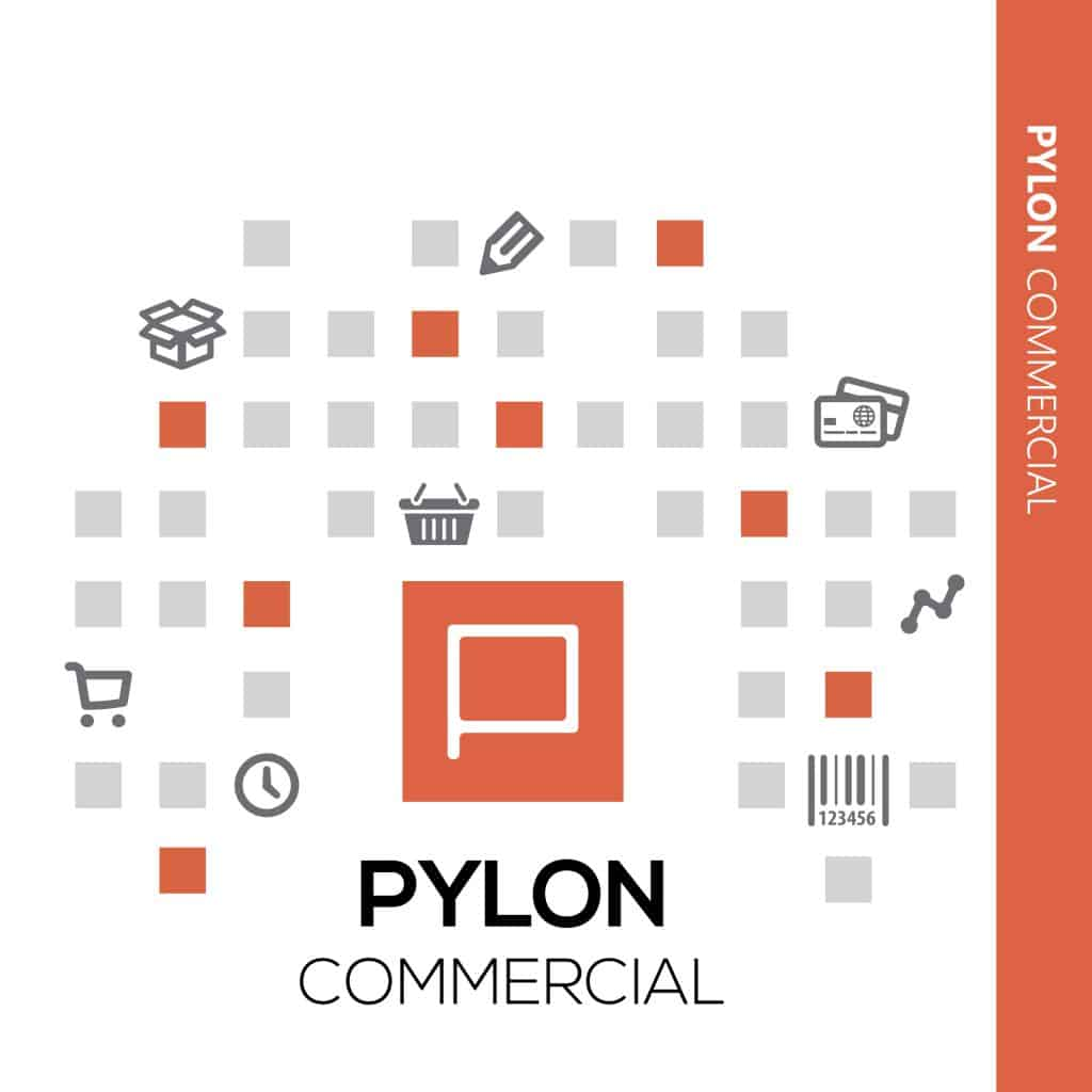 Προσφορά διασύνδεσης pylon commercial με woocommerce