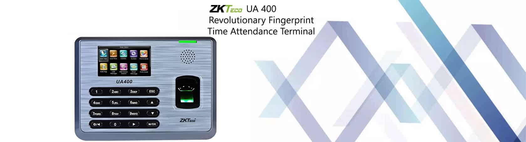ZK TX628 UA400 TIME Management Fingerprint Time Attendance